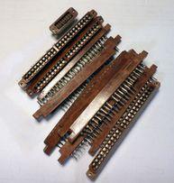 11 шт соединитель электрический разъем РГП 44 розетка вилка