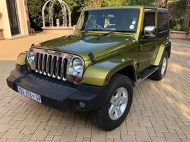2008 Jeep Wrangler 2.8CRD for Sale