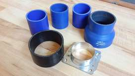 Brand new silicone boost pipe couplers & reducer for sale