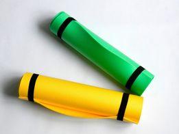 Коврик для йоги та фітнесу YOGA LOTOS 5 мм/ Йогамат Каремат Йогомат