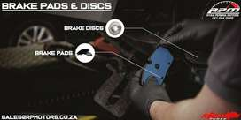 Brake Discs and Pads Servicing