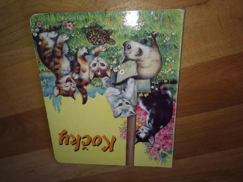Kniha kočičky 0
