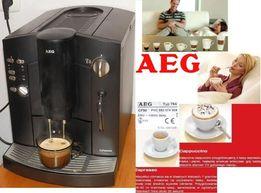 Markowy ciśnieniowy ekspres do kawy AEG Electrolux CF90 CaFamosa Wrocł