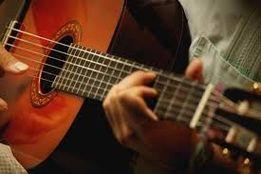 Уроки гитары, песни по слуху под гитару