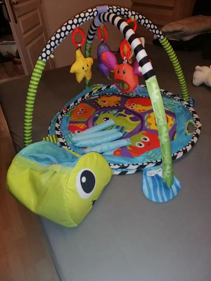 Hrací deka želva 0