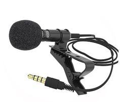 Петличный (внешний) микрофон для мобильного телефона