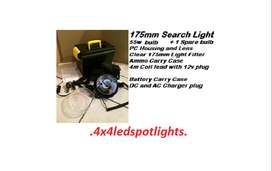 175mm Vehicle Search Light  20%  Discount