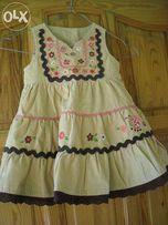 Sukienka dla dwulatki Nowa z AMS ! Okazja!