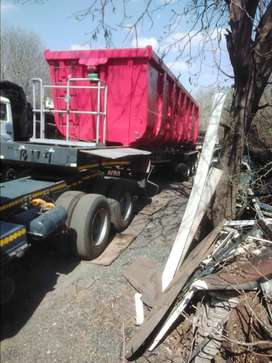 Afrit trailer, license up to date