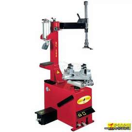 Motorcycle tyre machine