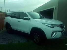 2018 Toyota Fortuner 2.8 GD-6 RB 6AT