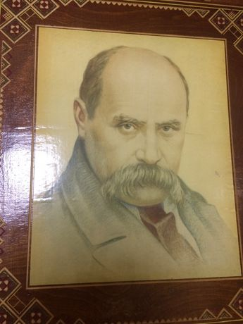 Комплект «Портрет Шевченка та вишитий заповіт» Львов - изображение 2
