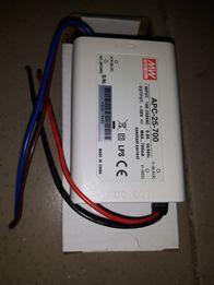 драйвер светодиодный 700мА MW для светодиодов