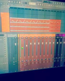 Music production (DAW) lessons in FL studio /Fruity loops