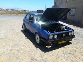 Vw golf mk1 2000 model