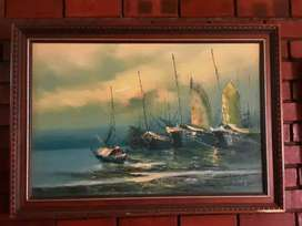 Beutiful Oil Painting.