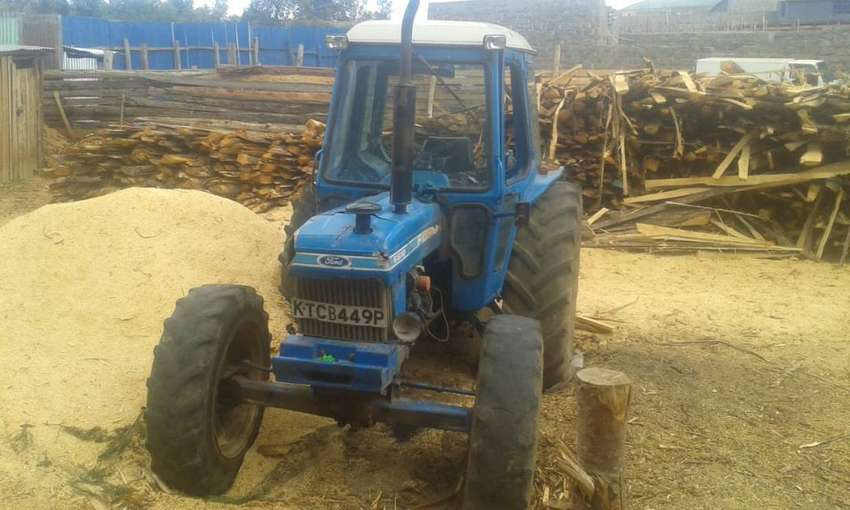 Ford 6610 0