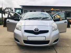 2011 Toyota Yaris Zen3 ACS Hatch