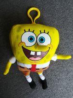 SpongeBob Zabawka Pluszak Przywieszka Oryginał Breloczek Miś Zabawka