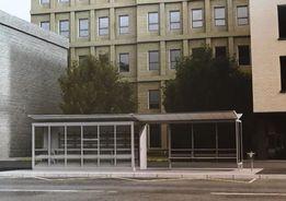 Остановочный комплекс по адресу ул. Светлицкого, 27