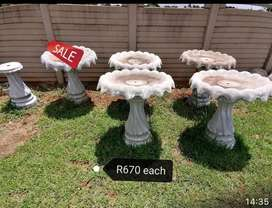 Garden features, Art and Ornaments 2021  SALE