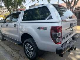 FORD RANGER DOUBLE CAB 4X4 WILDTRACK AUTOMATIC