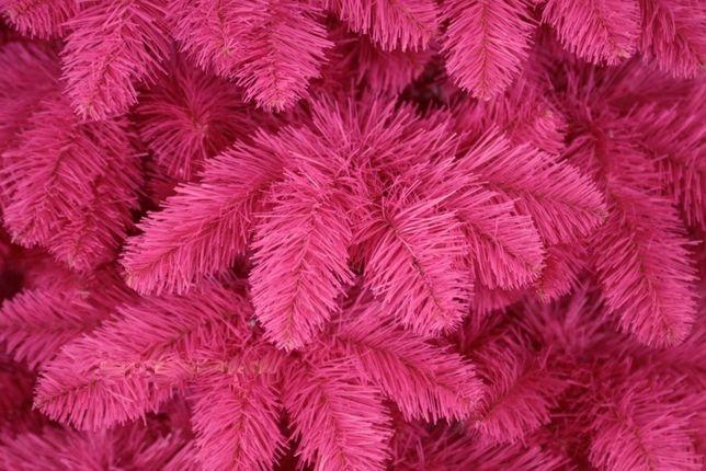 Елка сосна искусственная розовая 220 см 2018 Польша Наличие Львов - изображение 3