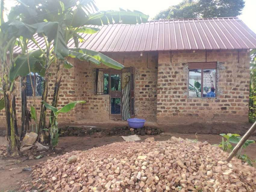 A good looking self contained house for sale at a price of 15 m 0