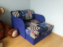 łóżko dla dzieci z dwoma bokami funkcja spania i pojemnik na posciel