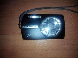 Цифровой фотоаппарат Olympus u840