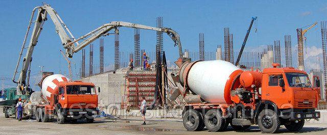АКЦИЯ!!Продажа бетона от завода.Бетон в миксерах,бетононасосы.Доставка Одесса - изображение 4