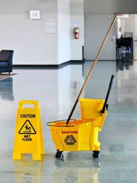 Professional Contract Cleaning Services
