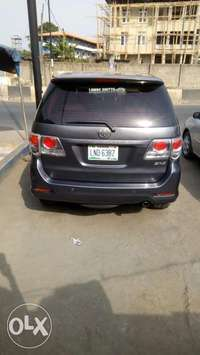 2013 fortuner bought new 0
