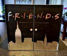 Limited edition Friends box set: Complete, seasons 1 to 10