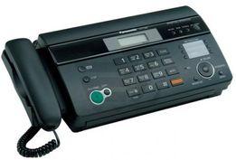 Факс телефон Panasonic KX-FT988UA B Black (новый)