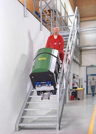 Schodołaz towarowy elektryczny - nawet do 330kg! - darmowa prezentacja Brzeziny - image 5