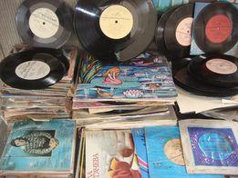 виниловые пластинки 25 см и 17 см танго сказки популярная музыка