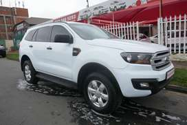 2018 FORD EVEREST 2.2TDCi