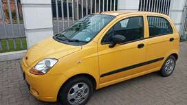 2007 Chevy spark low mileage.