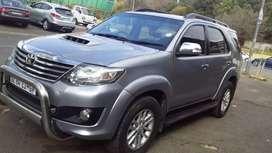 2015  TOYOTA FORTUNER 3.0D4D AUTOMATIC