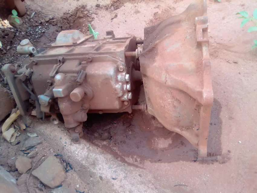 Mitsubishi canter gearbox 0