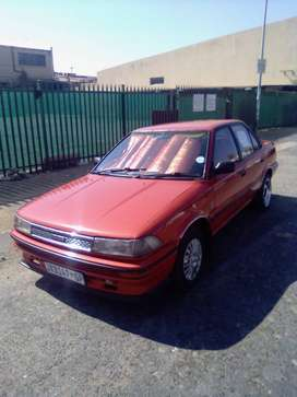Toyota corolla 1.6. 16valve twin camp
