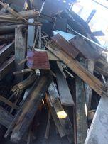 Продаю дрова с разборки домов, сосна