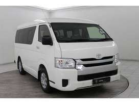 2017 Toyota Quantum 2.5D-4D GL 10-Seater Bus For Sale