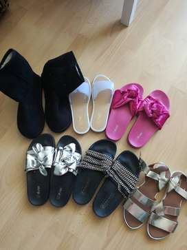 Lot of Ladies Shoes for Sale