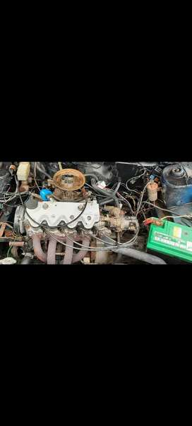 Nissan sentra E16 engine and gearbox for sale