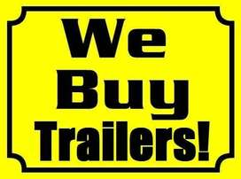 WE BUY FOOD TRAILERS & Mobile KITCHENS