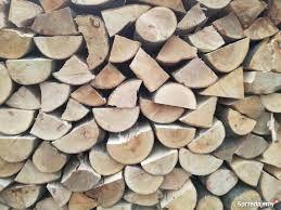 Buk dąb brzoza i inne sezonowane drewno liściaste kominkowe