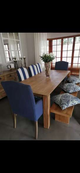 Magnificent dining room set for sale