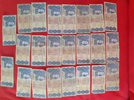 Old R10, R5, R2, R1 notes for sale